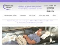 Hyperbaric Therapy
