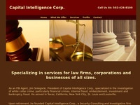 Capital Intelligence Corp.
