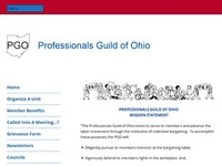 Professionals Guild of Ohio