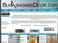 Buy A Shower Door
