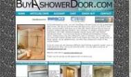 Buy A Shower Door