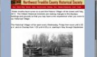 Northwest Franklin County Historical Socity